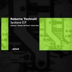 ROBERTO TECHNALLI - Spokane EP (Front Cover)