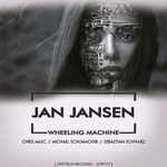 JAN JANSEN - Wheeling Machine (Front Cover)