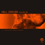 HELL DRIVER - Majin EP (Front Cover)