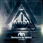 NOCTURNAL BY NATURE - Survive (Front Cover)