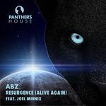 ABZ/JOEL MINNIX - Resurgence (Alive Again) (Front Cover)
