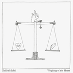 NABIHAH IQBAL - Weighing Of The Heart (Front Cover)