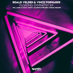 ROALD VELDEN/VINCE FORWARDS - Floating Symmetry (Front Cover)