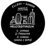 ELLROY - Sonder (Front Cover)