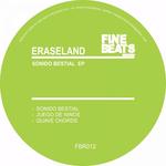 ERASELAND - Sonido Bestial EP (Front Cover)