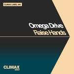 OMEGA DRIVE - Raise Hands (Front Cover)