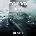 SYNERGY feat SUZY HOPWOOD - Alive (Front Cover)