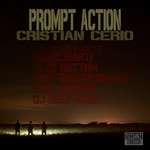 CRISTIAN CERIO - Prompt Action (Front Cover)