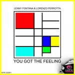 LORENZO PERROTTA/LENNY FONTANA - You Got The Feeling Part 1 (Remixes) (Front Cover)