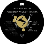 PLANETARY ASSAULT SYSTEMS - Deep Heet Vol 4 (Front Cover)