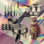 THE MAGHREBAN - Pots & Pans / Martha (Front Cover)