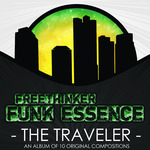 FREETHINKER FUNK ESSENCE - The Traveler (Front Cover)