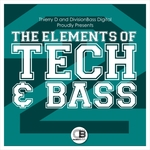 VARIOUS - The Elements Of Tech & Bass 2 (Front Cover)