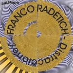 FRANCO RADETICH - Distracciones (Front Cover)