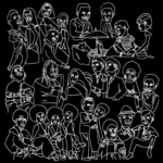 ROMARE - Live Sessions 1 (Front Cover)