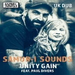SAMUR-I SOUNDS feat PAUL DIVERS - Unity Gain (Front Cover)