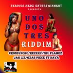Uno Dos Tres Riddim - EP