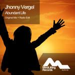JHONNY VERGEL - Abundant Life (Front Cover)