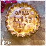 OPIUS - 3.142 Album (Front Cover)