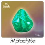 Malachite 1st Gem