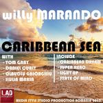 WILLY MARANDO - Caribbean Sea (Front Cover)