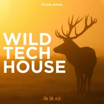 VARIOUS - Wild Tech House (Front Cover)