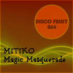MITIKO - Magic Masquerade (Front Cover)