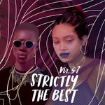 VARIOUS - Strictly The Best Vol  57 (Front Cover)