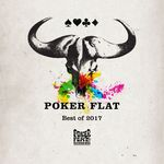 VARIOUS - Poker Flat Recordings Best Of 2017 (Front Cover)