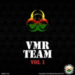 VARIOUS - VMR Team Vol 1 (Front Cover)
