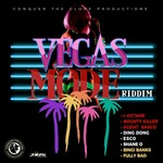 VARIOUS - Vegas Mode Riddim (Front Cover)
