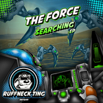 THE FORCE - Searching (Front Cover)
