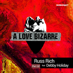 RUSS RICH feat DEBBY HOLIDAY - A Love Bizarre (Part Two) (Front Cover)