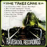 DJ CDC - Time Takes Care EP (Front Cover)