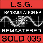 LSG - Transmutation EP (Front Cover)