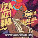 VARIOUS - Zanzibar Riddim Selection (Front Cover)