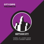 FARREL 8/GITECH/STANNY ABRAM/LIZARD KINGS - City Expo Vol 01 (Front Cover)