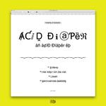 An Acid Diaper EP