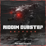 Production Master: Riddim Dubstep Weapons (Sample Pack WAV/LIVE/Serum Presets)