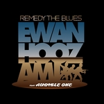 EWAN HOOZAMI feat AUDIBLE ONE - Remedy The Blues (Front Cover)