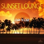 VARIOUS - Sunset Lounge (Chillout Your Mind) (Front Cover)