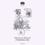 PAOLO SOLO - Pressure (Front Cover)