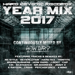 Hard Kryptic Records Yearmix 2017 (Continuously Mixed By How Hard)