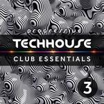 VARIOUS - Progressive Tech House Club Essentials Vol 3 (Front Cover)
