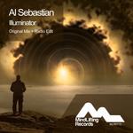 AL SEBASTIAN - Illuminator (Front Cover)