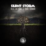 SILENT STORM - Rise Of Time/Your Demand (Front Cover)