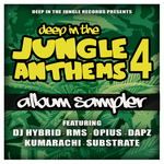 Deep In The Jungle Anthems 4 - Album Sampler