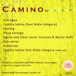 DRAGAO - Camino (Back Cover)