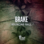 BRAKE - Bouncing Ball EP (Front Cover)