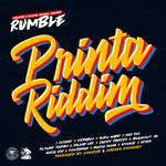 RUMBLE - Printa Riddim (Front Cover)
